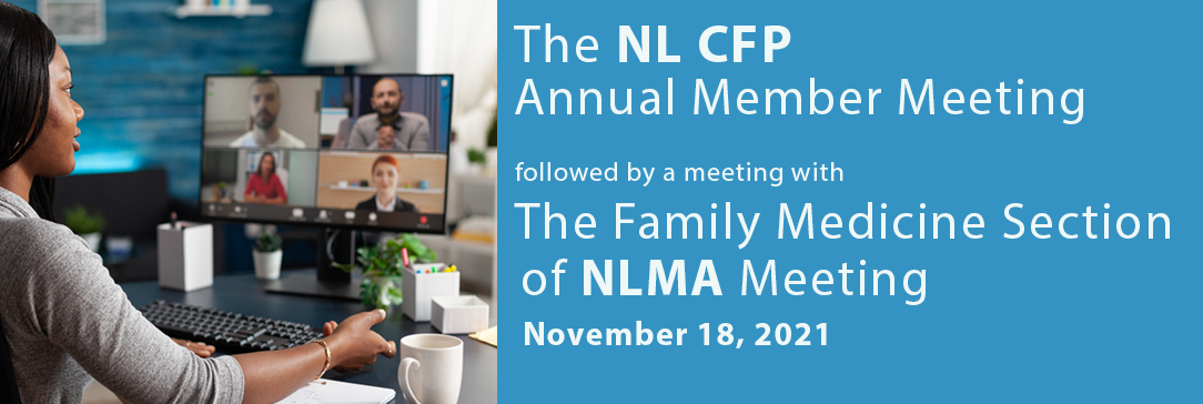 annual member meeting banner